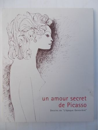Illustrated Book Picasso - Un amour secret de picasso