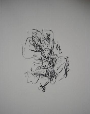 Lithograph Jorn - Un cruccio da poco