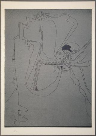 Woodcut Müller - Un dito