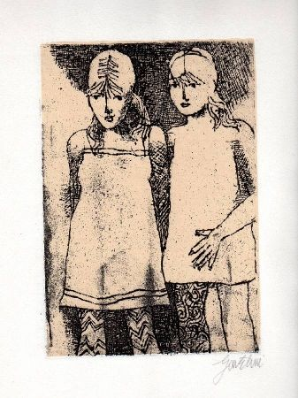 Illustrated Book Gentilini - Un inverno a Parigi