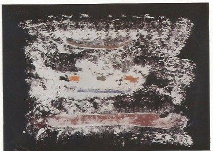 Lithograph Frankenthaler - Un poco mas
