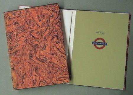 Illustrated Book Bergolli - Underground