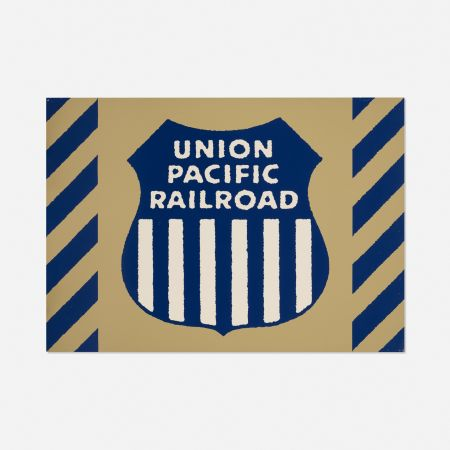 Screenprint Cottingham - Union Station Railway
