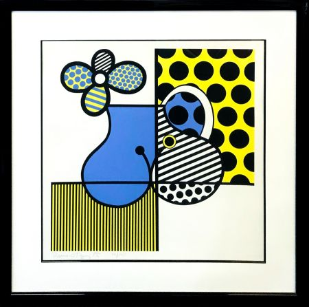 Screenprint Britto - UNKNOWN TITLE