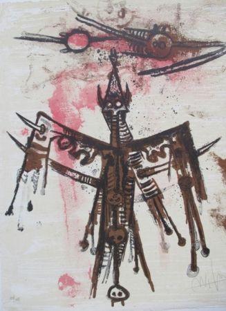Lithograph Lam - UNTITLE