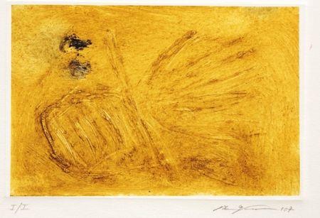 Monotype Giavino - Untitled