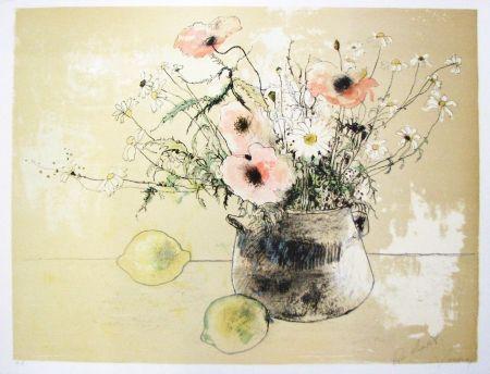 Lithograph Jansem - Untitled