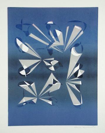 Linocut Herberth - Untitled