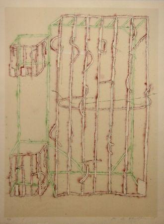 Intaglio Kauffman - Untitled