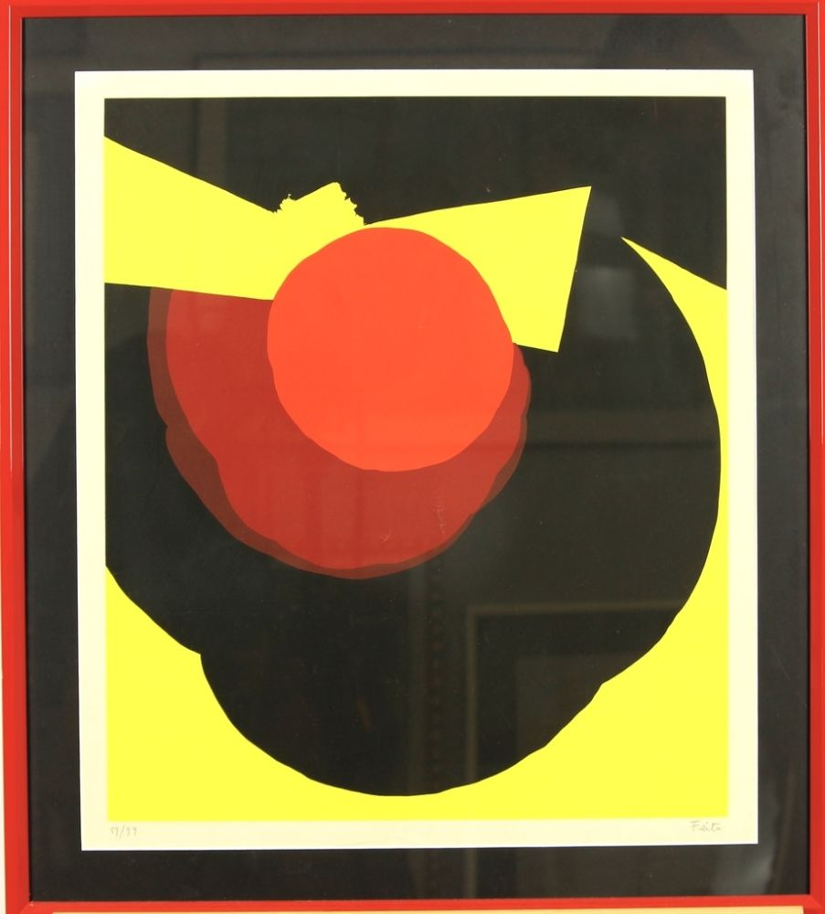 Lithograph Feito - Untitled