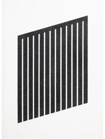 Aquatint Judd - Untitled