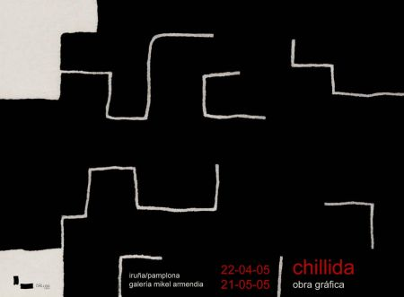 No Technical Chillida - Untitled