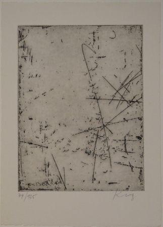 Engraving Klotz - Untitled