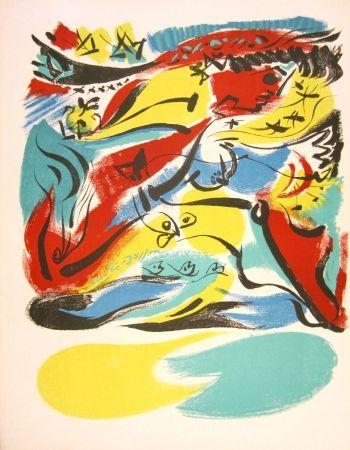 Lithograph Masson - Untitled