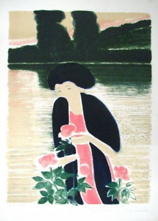 Lithograph Brasilier - Untitled