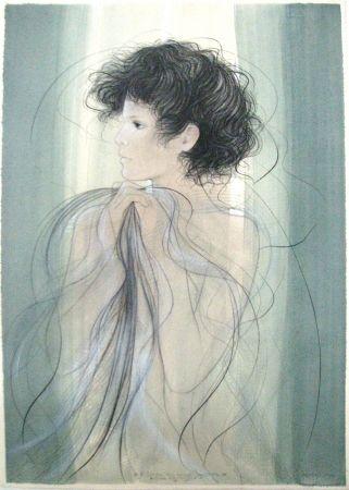 Lithograph Benvenuti - Untitled