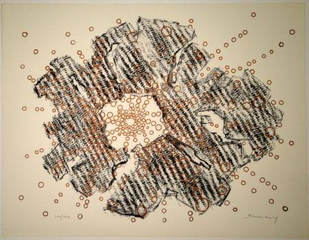 Lithograph Kemeny - Untitled