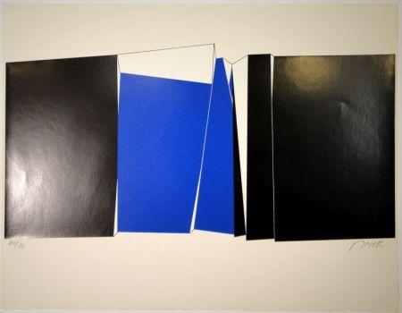 Screenprint Baier - Untitled