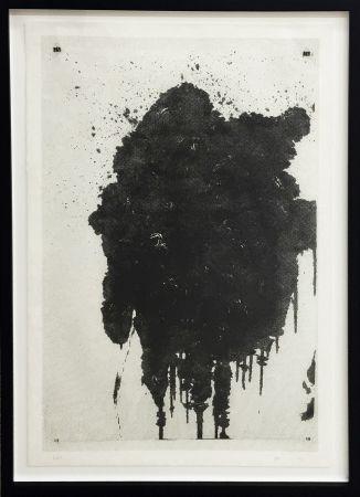 Screenprint Wool - Untitled