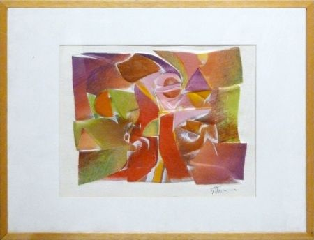 Monotype Fitremann - Untitled