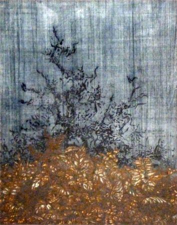 Etching And Aquatint Ballif - Untitled