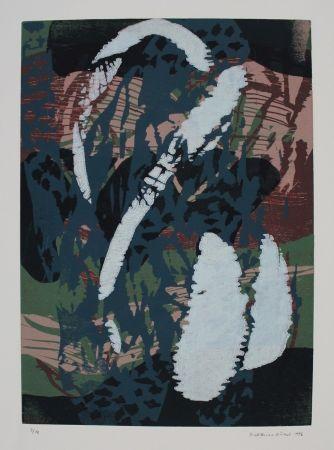 Lithograph Mücke - Untitled