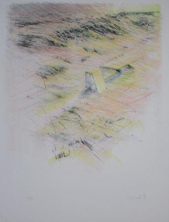 Lithograph Sinwel - Untitled