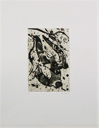 Aquatint Francis - Untitled