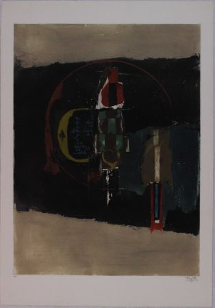 Etching And Aquatint Friedlaender - Untitled