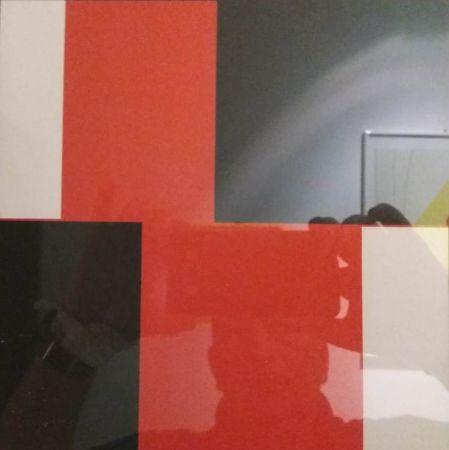 Lithograph Reggiani - UNTITLED