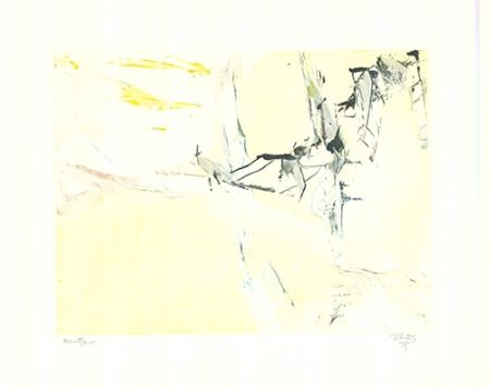 Monotype Santana - Untitled