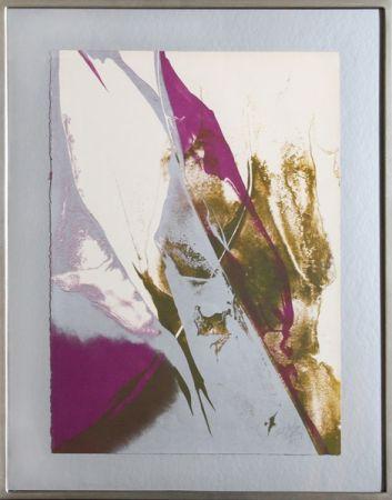 Lithograph Jenkins - Untitled