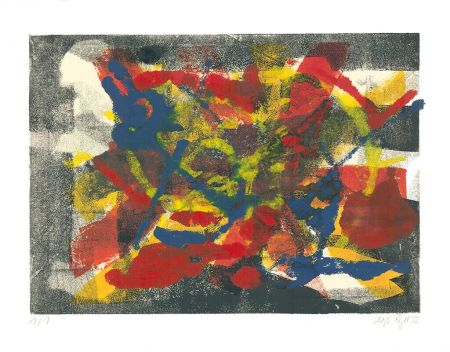 Monotype Regel - Untitled