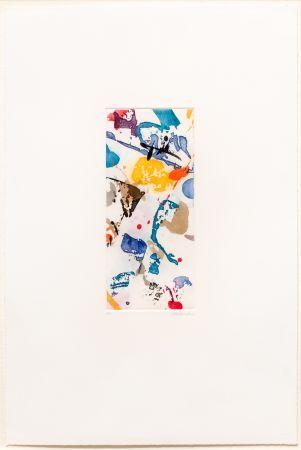 Aquatint Francis - Untitled
