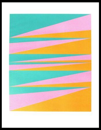 Lithograph Bill - Untitled