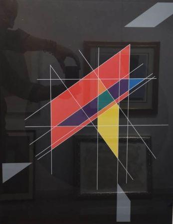 Lithograph Veronesi - UNTITLED