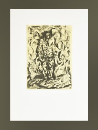 Etching Chia - Untitled