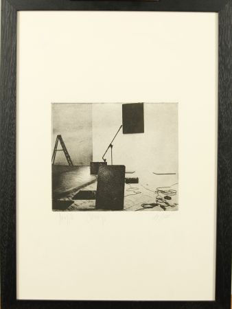 Etching Beuys - Untitled