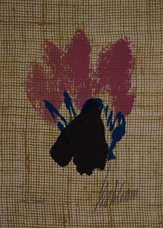Lithograph Emblema - Untitled