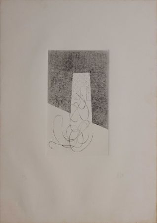 Engraving Melotti - Untitled