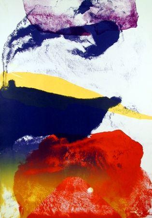 Lithograph Jenkins - Untitled - 2