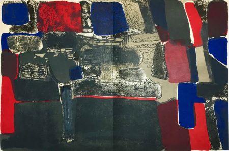 Lithograph Guiramand - Untitled 1