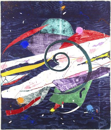 Monotype Francis - Untitled, 1983