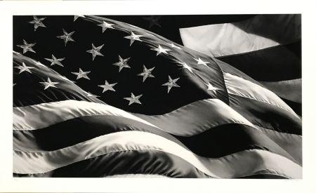 Screenprint Longo - Untitled (Flag)