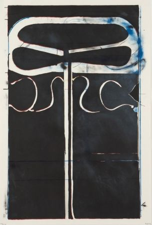 Aquatint Diebenkorn -  Untitled, from Eight by Eight to Celebrate the Temporary Contemporary