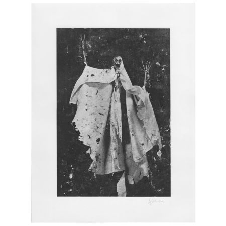 No Technical Stingel - Untitled Ghost