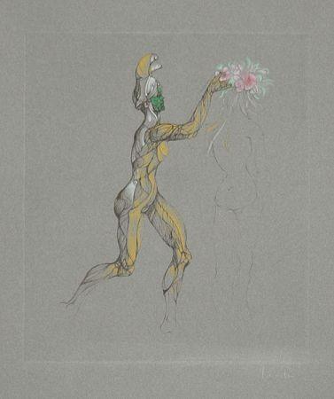 Etching Fini - Untitled III