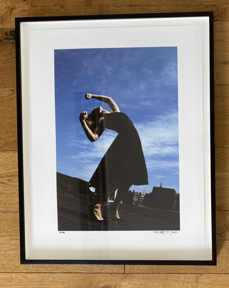 Photography Longo - : Untitled (Janet, from the Men in the Cities Series)