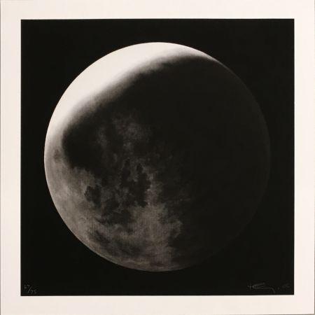 Multiple Longo - Untitled (Moon in Shadow)