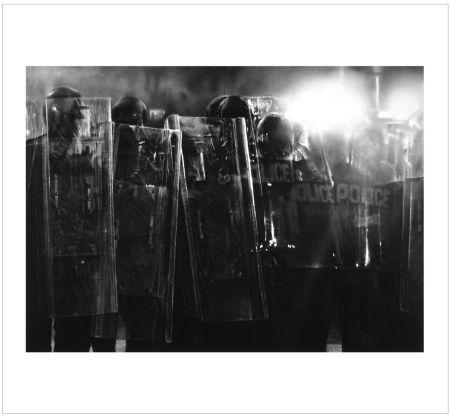 Multiple Longo - Untitled (Riot Cops)